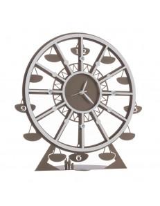 Luna park orologio da tavolo a pendolo vari colori