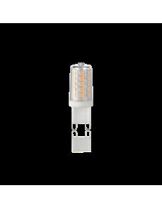IDEAL LUX: Lampadina led G9 trasparente 3,2 W luce calda 3000k in offerta