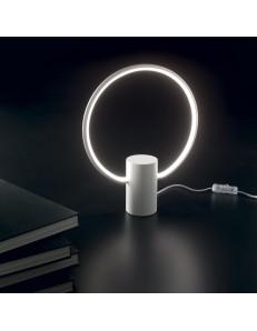 IDEAL LUX: Cerchio tl1 lampada da camera led moderna bianca in offerta