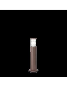 IDEAL LUX: Tronco pt1 paletto illuminazione giardino coffee 60cm in offerta