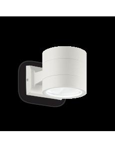 IDEAL LUX: Snif applique IP 54 esterno biemissione tonda bianco in offerta