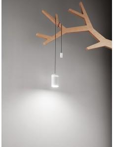 Magnet accessorio sospensione bianco con contrappeso outdoor indoor
