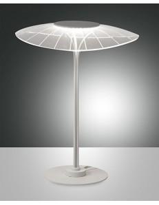 Vela lumetto LED 24w dimmerabile bianco design