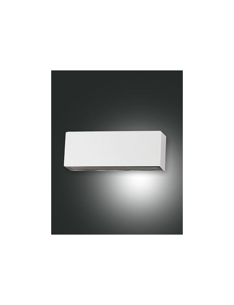Trigg applique LED 14w bianco biemissione IP54 rettangolare