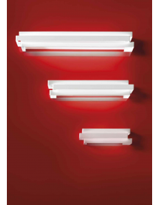Reflex big Applique LED 24 watt 1920 lumen 3000k 4000k vari colori